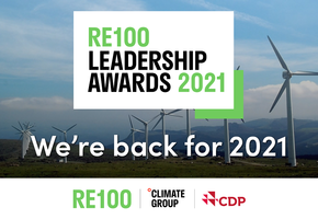 RE100 Leadership Awards