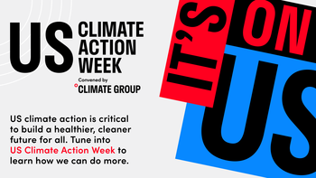 US Climate Action Week